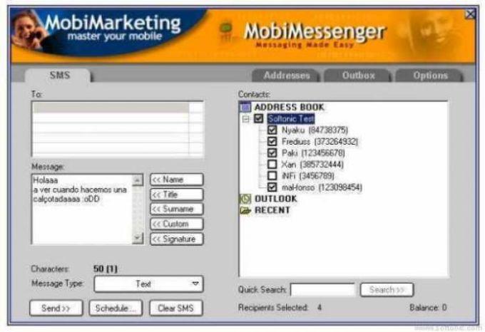 MobiMessenger