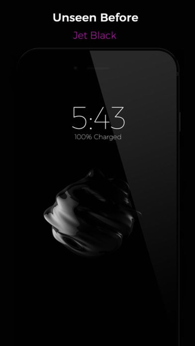 Black - Live Wallpapers