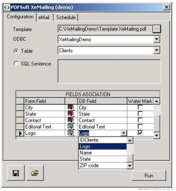 Addin PDF XeMailing (Acrobat 5)