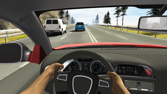Racing in Car 2 for Android - Download