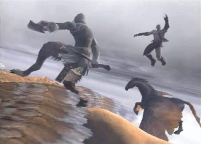 God of War II Trailer