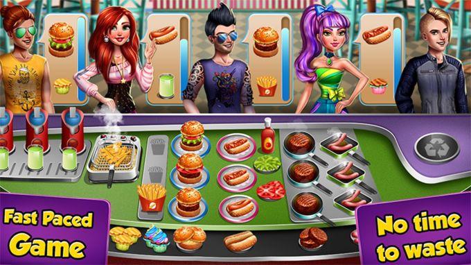 Restaurant Fever - Cooking Food Street