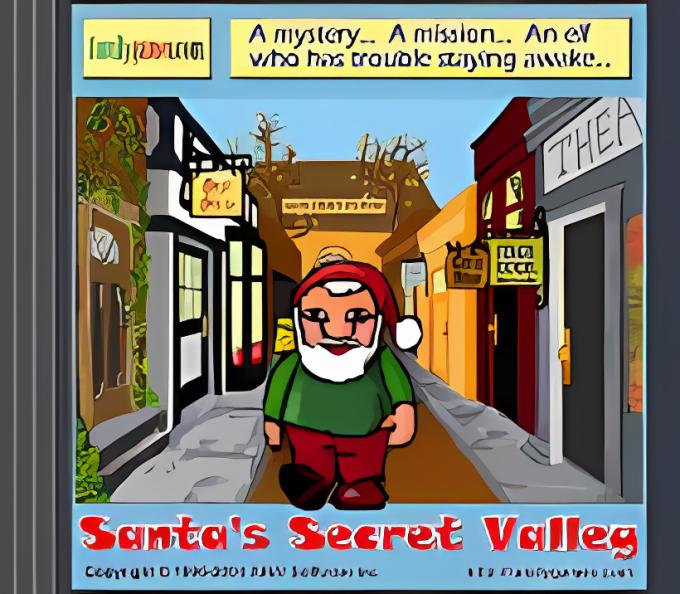 Santas Secret Valley