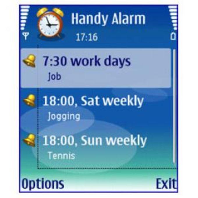 Handy Alarm