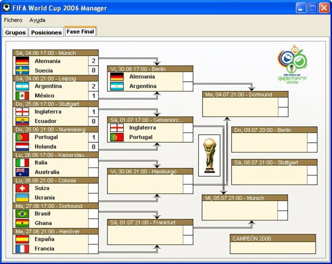 FIFA World Cup 2006 Manager