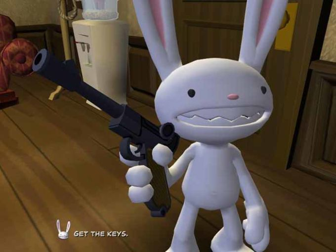 Sam and Max: Abe Lincoln Must Die!