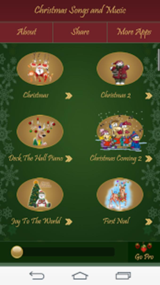 Christmas Songs and Music