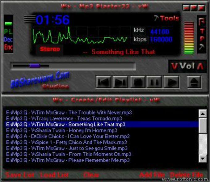 MP3 BlasterX