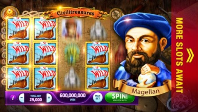 Slotomania Casino Slots Games– Vegas Slot Machines