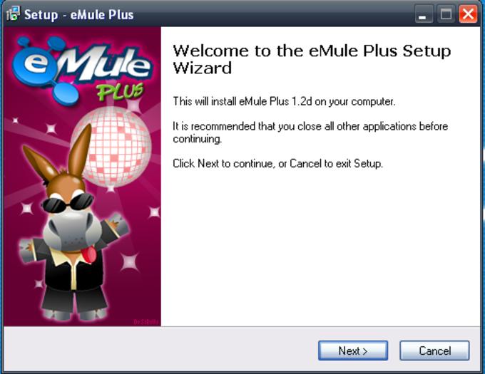 eMule Plus