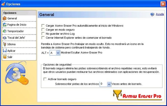 Asmw Eraser