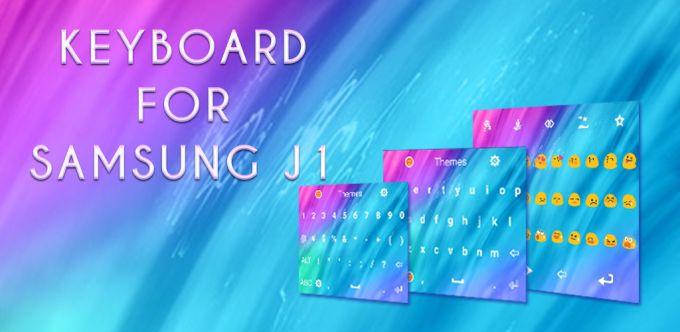 Keyboard for Samsung J1