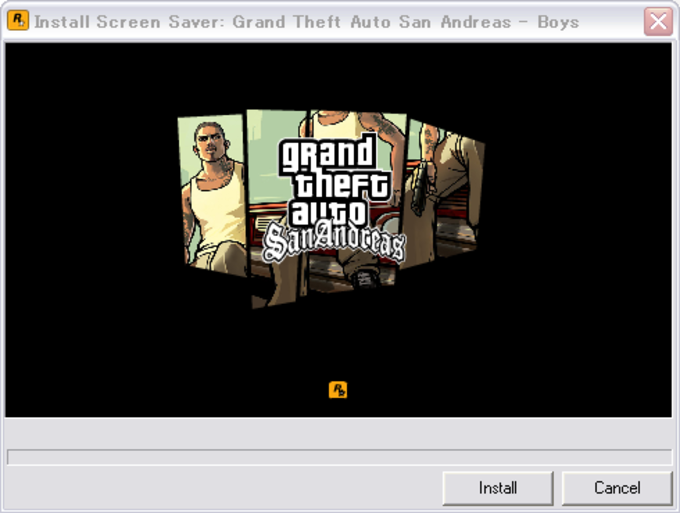 Grand Theft Auto: San Andreas Homeboys