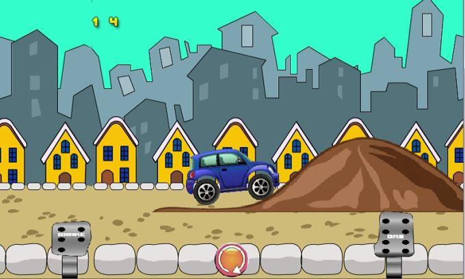 City Car Race