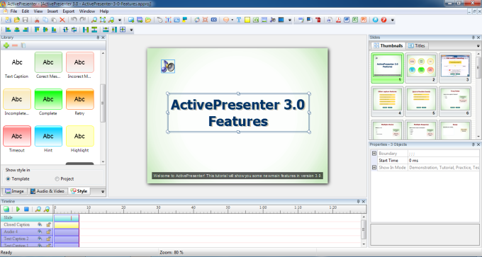 ActivePresenter