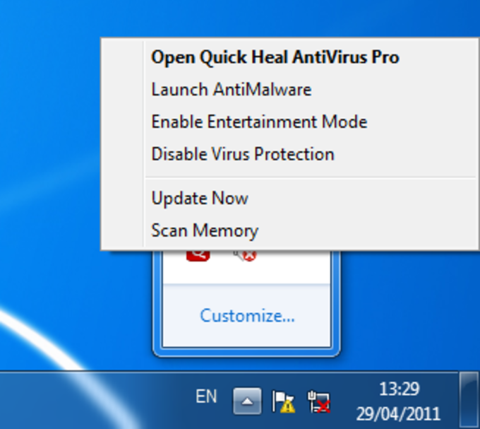 Quick Heal Anti-Virus