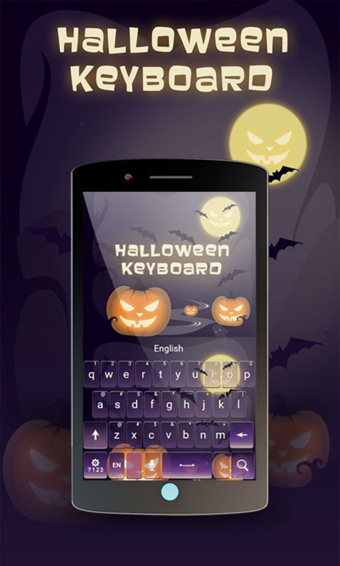 Halloween Keyboard Theme