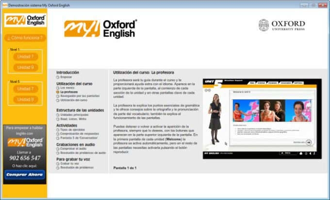 My Oxford English