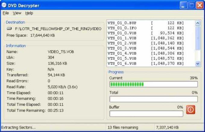 DVD Decrypter