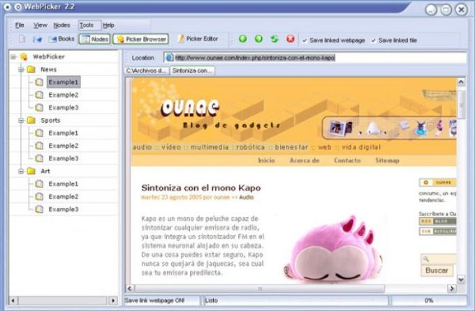 WebPicker