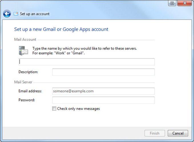 Mail Notifier