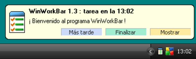 WinWorkBar