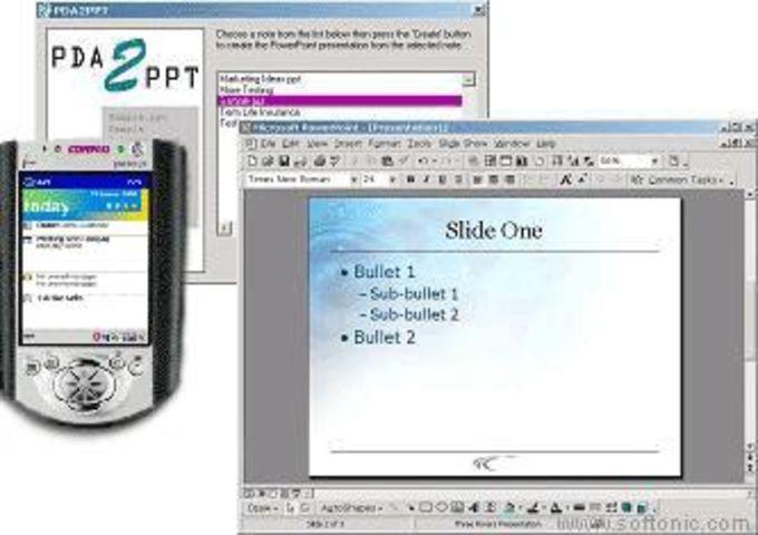 PDA2PPT