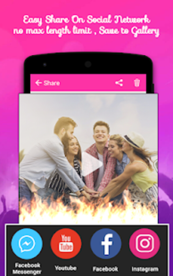 Musically Video Music Editor - Effects for Android - Download