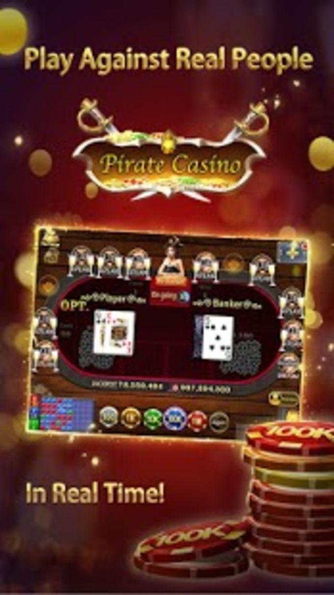 Pirate Casino: Baccarat