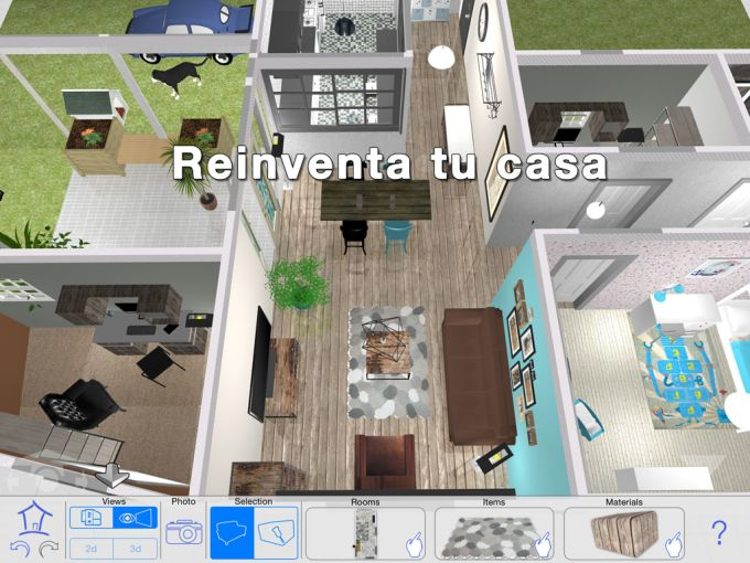 Casa Designer 3D - freemium - Home Makeover
