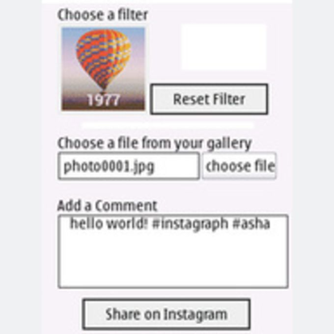 Instagraph Uploader