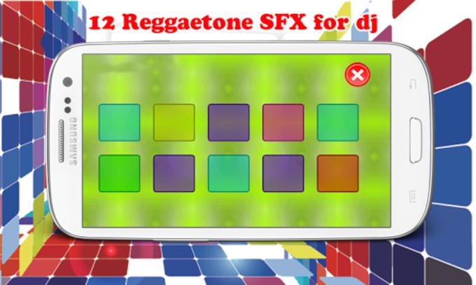 Reggaetone Dj Fx sonidos SFX