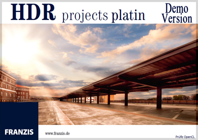 HDR Projects Platin
