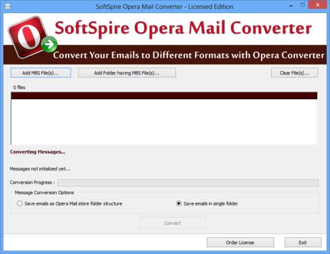 Opera Mail Converter