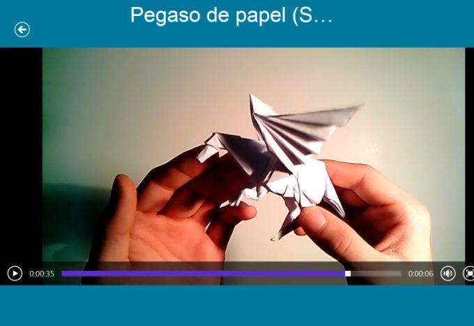 Figuras de papel para Windows 10