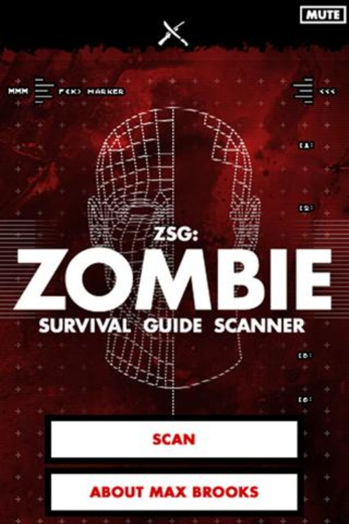 Zombie Survival Guide Scanner