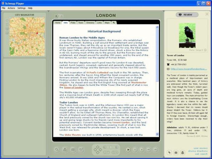 Schmap London Guide