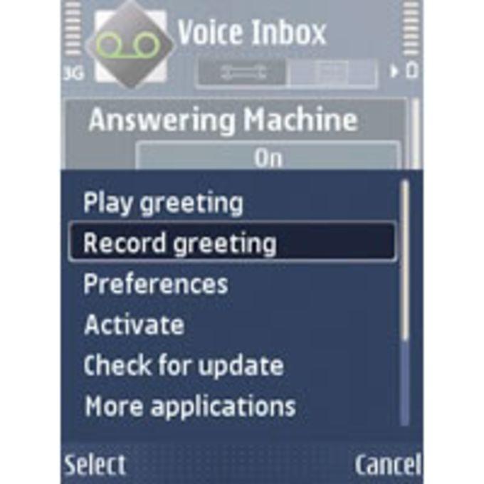 Voice Inbox