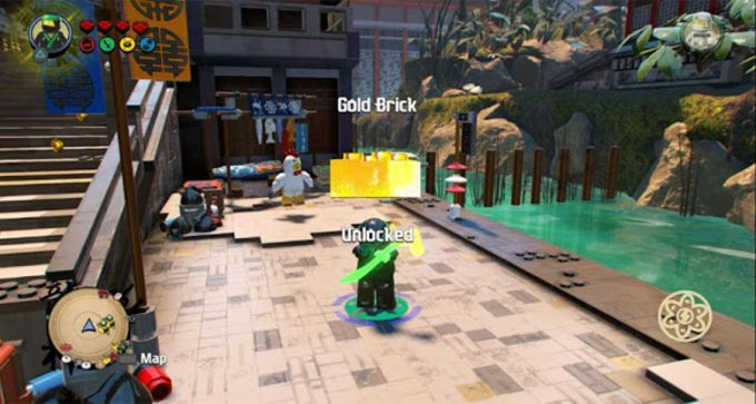 Tips LEGO Ninjago Tournament Kung Fu Obby Games