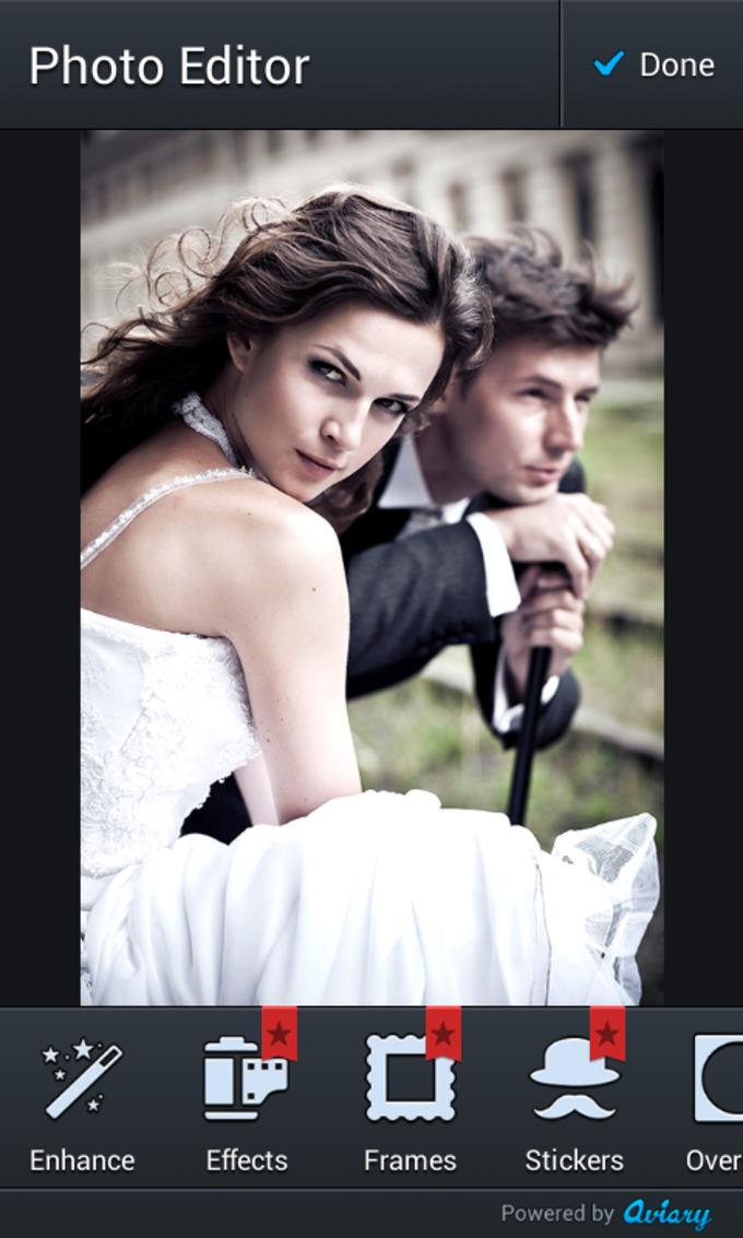 Couple Wedding Photo Editor