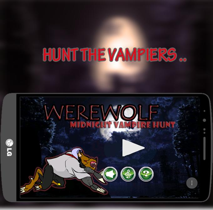 Werewolf - Midnight Vampire