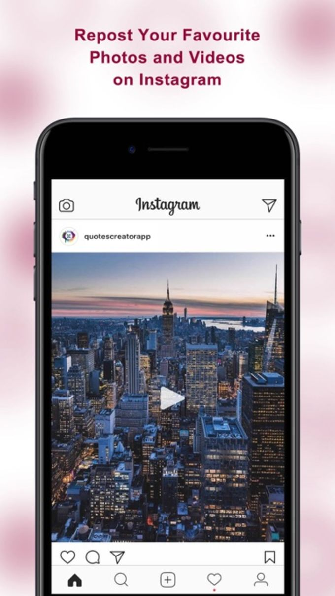Repost for Instagram Pro
