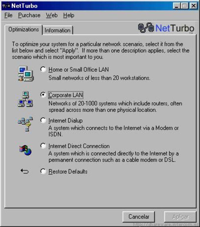 NetTurbo 2002 Deluxe