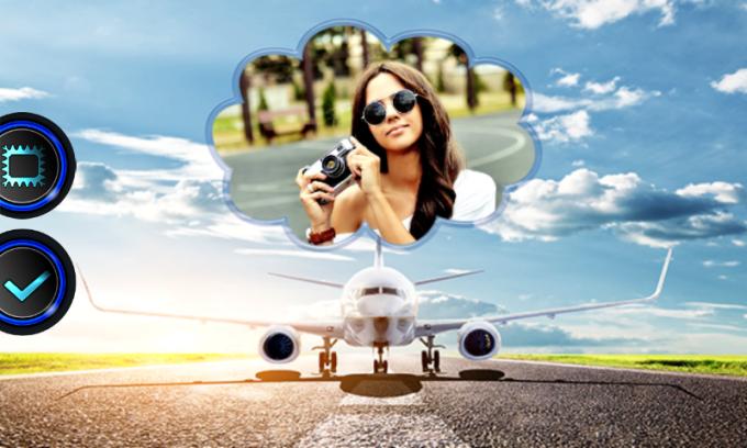 Travel Photo Frames