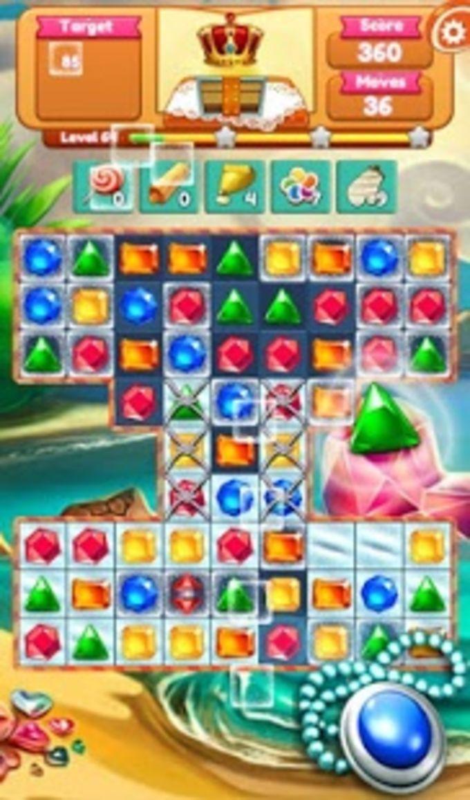 Genius Games  Gems  Jewel  Gem Match 3 Puzzle