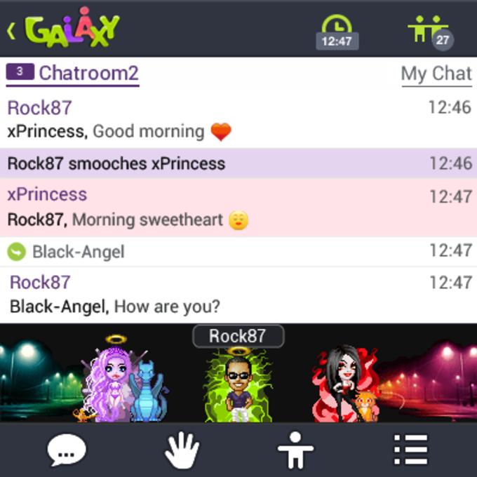 Galaxy FREE Chat