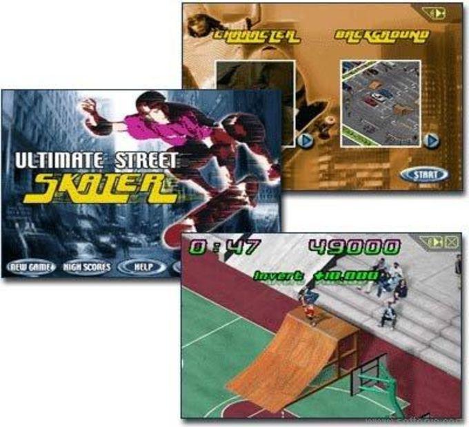 Ultimate Street Skater