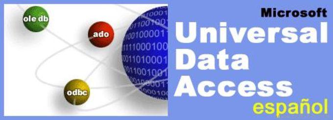 Microsoft Data Access Components (MDAC)