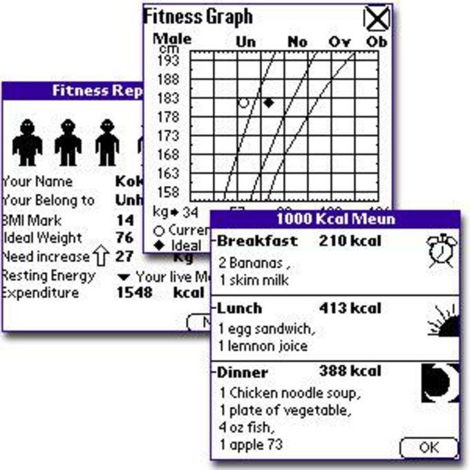 Fitness Check B/W