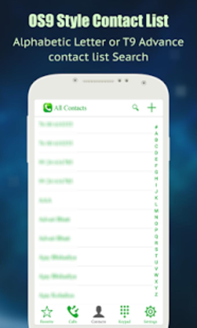 Caller Screen Galaxy S6/S7 Id